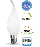 Bec led filament VT-2056D 4W E14 2700k lumina calda, dimabil