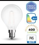 Bec led filament VT-1835 4W E14 6400k lumina alba
