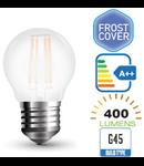 Bec led filament VT-1974 4W E27 2700k lumina calda