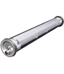 Lampa antivandalism ,Rinox IP68, L:643 mm,2x24W,balast electronic