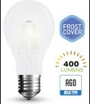Bec led filament VT-1934 4W E27 2200k lumina calda