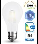 Bec led filament VT-2045 5W E27 6400k lumina alba