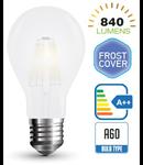 Bec led filament VT-2047 7W E27 6400k lumina alba