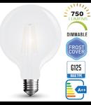 Bec led filament VT-2067D 7W E27 2700k lumina calda, dimabil