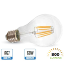 Bec led filament VT-1978 8W E27 4500k lumina neutra
