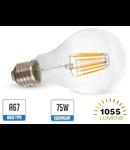 Bec led filament VT-1981 10W E27 2700k lumina calda