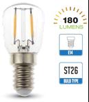 Bec led filament VT-1952 2W E14 6000k lumina alba