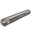 Lampa medii umede,antivandalism Resist IP68, L:671 mm,2x14 W,balast dimabil