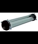 Lampa medi umede,Tunnel, IP68, L:675 mm,2x14W ,balast electronic
