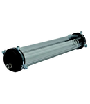 Lampa medi umede,Tunnel, IP68, L:1276 mm,2x54W ,balast electronic