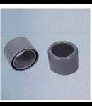 Capac final pentru teava aluminiu,diametru 20 mm