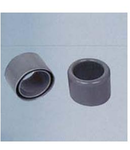 Capac final pentru teava aluminiu,diametru 25 mm