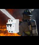 Dispozitiv protectie incendiu cauzat de arc electric 10A 10Ka Bipolar combinat cu diferential 10ma