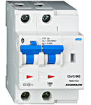 Dispozitiv AFDD protectie incendiu cauzat de arc electric 10A 10Ka Bipolar combinat cu diferential 30ma