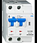 Dispozitiv AFDD protectie incendiu cauzat de arc electric 20A 10Ka Bipolar combinat cu diferential 30ma