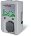 Statie de incarcare autovehicul electric sau hibrid 16A 230V priza tip 2 IP54 Wallbox WB-E