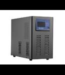 Invertor monofazat hybrid 2000W montaj off grid si cu posibilitate aliementare din retea