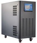 Invertor monofazat hybrid 5000W montaj off grid si cu posibilitate aliementare din retea