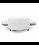 Cutie etansare legaturi electrice,IP 65,alb