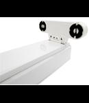 Lampa pentru 2 tuburi LED T8 , 60 cm