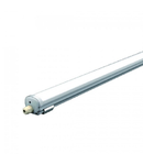 Lampa LED impermeabila, IP 65,1 x 18 W,L: 60 cm,lumina alb rece