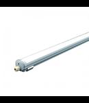 Lampa LED impermeabila, IP 65,1 x 48 W,L: 150 cm,lumina alb rece