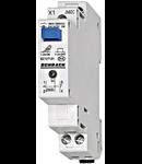 Buton modular cu retinere si semnalizare LED, 2ND, 230VAC