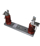 Suport monopolar de interior pentru sigurante fuzible de medie tensiune VV grupa 537mm 36kv