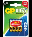 Baterie Ultra Alkalina R6 AA 1.5V LR6