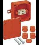 Doza WKE2 E30/60/90,3x10mmp 100x100x50 rezistenta la foc inclusiv conexiunile