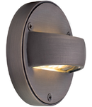 Corp de iluminat pentru exterior - aplica perete GRF 1xG4 Halogen