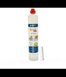 Tub gel electroziolant pentru etansare conexiuni electrice IP68 300 ml reutilizabil