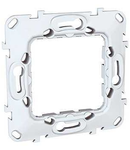 Placa suport 2 module zamak  Unica