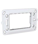 Placa suport 6 module  zamac Unica