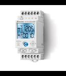 SMARTTIMER Ceas programator cu programare din telefon cu functia NFC 90…264V ca/cc