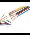 Conductor cupru flexibil 2.5 myf2.5 Negru