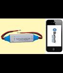 Dimmer ( variator) banda led 12V / 24V 144/288w monocolor control Bluetooth
