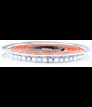 Banda led profesionala 5 metri, culoare alb cald candle 2100k+RGB 26,5w/m 24vdc