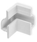 Profil coltar  pentru perete, incastrat liniar pentru banda led