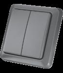 Comutator etans  fara fir Zigbee ( cu baterie) AGST-8802