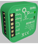 Releu 2 canale WIFI  wireless ON/OFF 2x750w inteligent cu comanda din telefon via internet