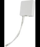 Releu simplu 230w comanda wireless si comanda analogica - smart home  AWMR-230