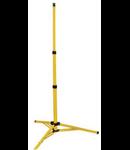 Suport reglabil simplu pentru proiectoare iluminat H1.55 metri