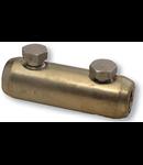 Mufa de aluminiu cu surub si limitator de strangere (ruperea capului) 16 -70mmp