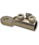 Papuc inelar din aluminiu, cu surub AS185-240CS16 185-240mm2,3×M16