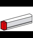 Capac capat  profil DLP-S 130x50