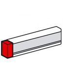 Capac capat  profil DLP-S 85x50