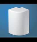 Unghi exterior fix pentru  profil DLP-S 80x50