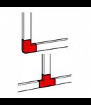 Derivatie plana pentru  profil DLP-S 130x50