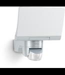 Proiector cu senzor de miscare pentru exterior Z-wave IP54 Led 14.8W argintiu XLED